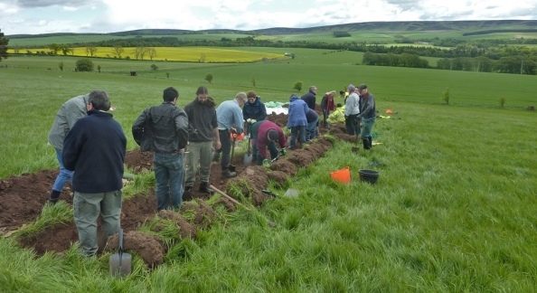 Excavations at Gifford
