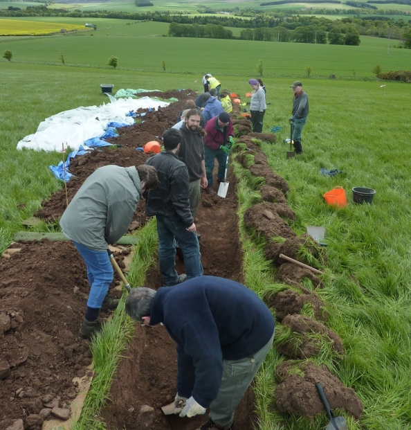 Excavations at Gifford(2)