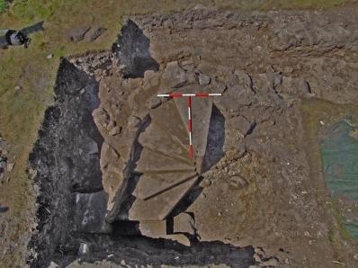 Temple Scotland Excavation 2011