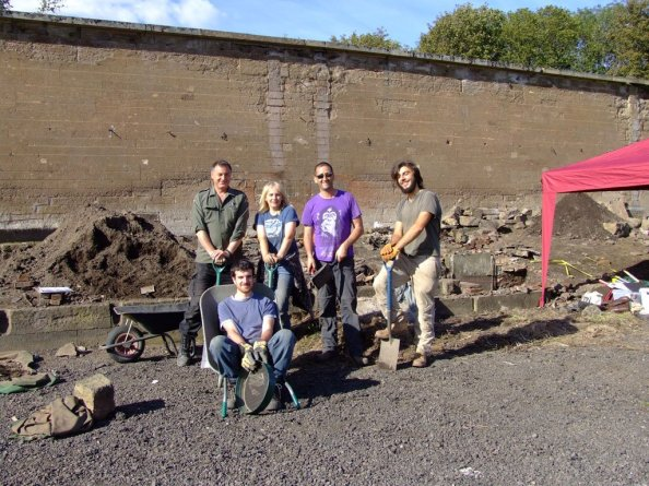 aimsfield archaeology crew