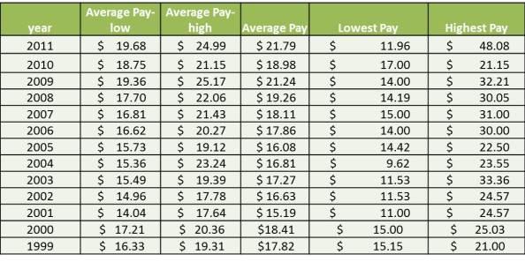Average Salary Junior Graphic Designer Nyc