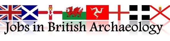 Jobs in British Archaeology