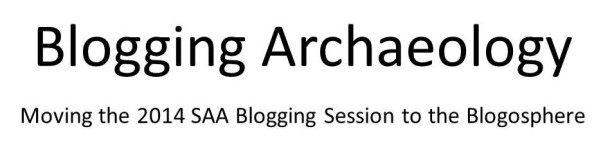 Blogging Archaeology