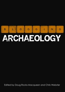 Blogging Archaelogy Cover Image